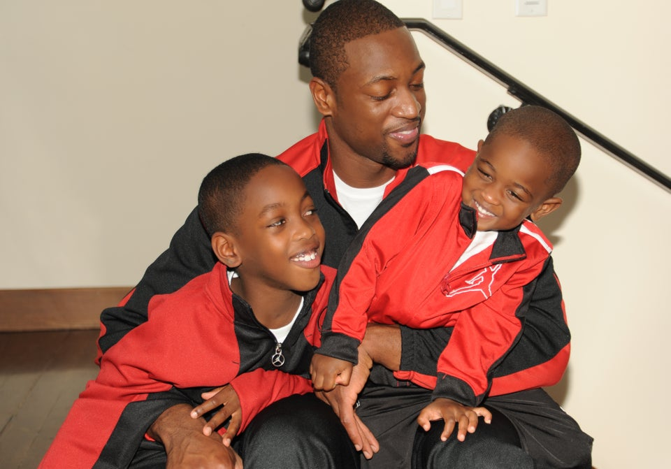 Dwyane Wade on Being a Great Father