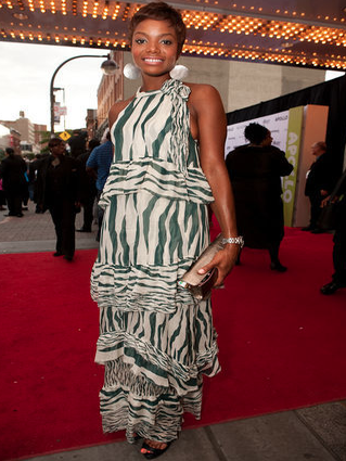 Street Style: Live from the Apollo Spring Gala