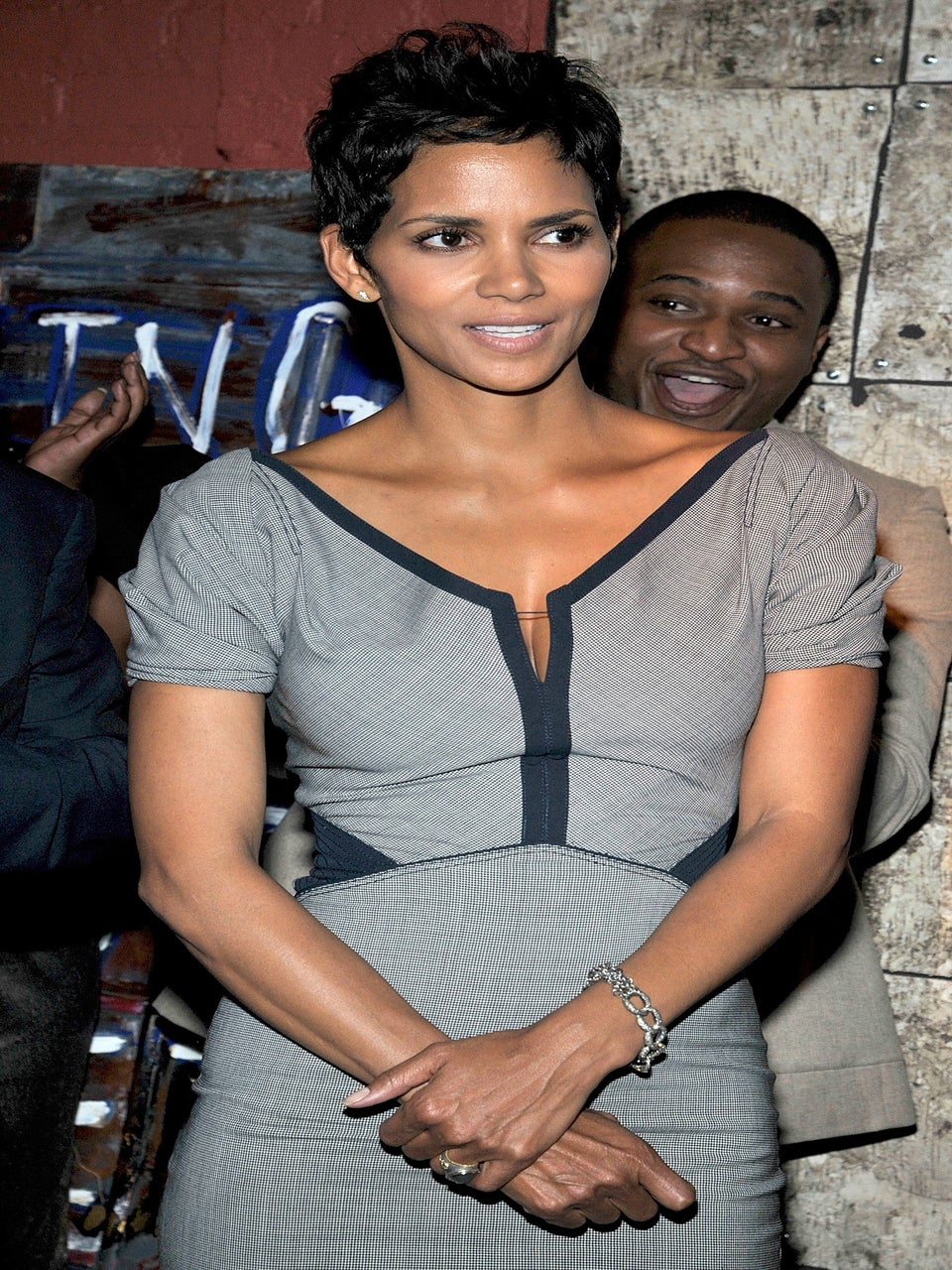 Halle Berry on Breaking the Domestic Violence Cycle