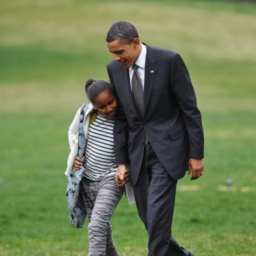 President Obama's Father's Day Gift to You and Your Dad