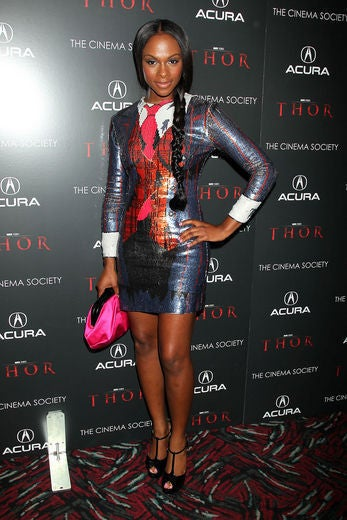 Style File: Tika Sumpter Steals the Scene