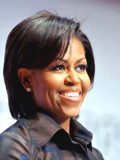 Great Beauty: Michelle Obama's Makeup Evolution