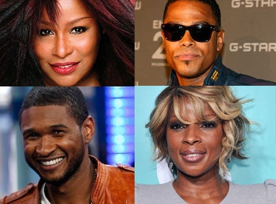50 Most Influential R&B Stars of All Time