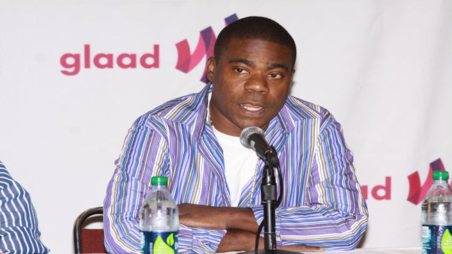 Tracy Morgan Makes an Appearance on 'The Rosie Show'