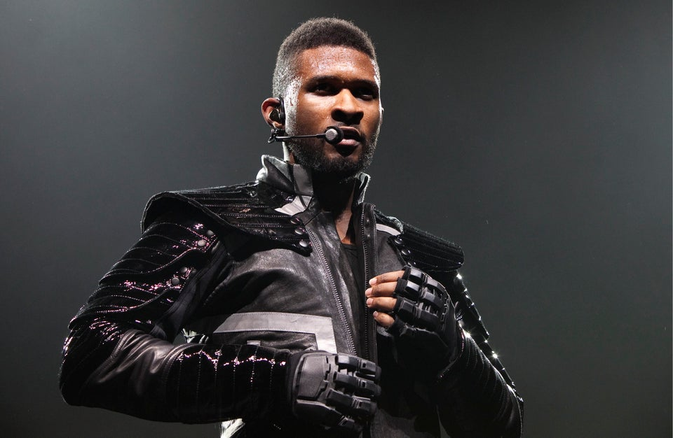 EMF 2011: 5 Questions for Usher