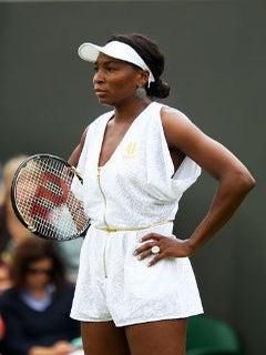 Coffee Talk: Venus Williams' Attire Causes a Stir at Wimbledon