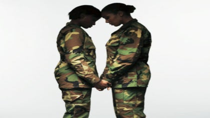 Sound-Off: In Love, In the Military & In the Closet