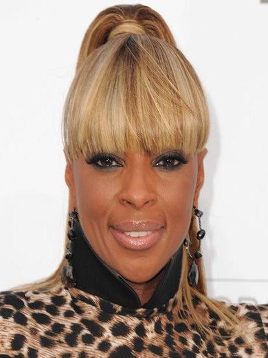Great Beauty: Mary J. Blige's Best Beauty Moments