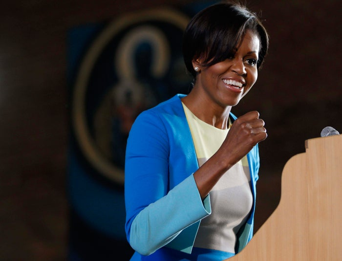 FLOTUS Encourages Young South Africans: Yes We Can!