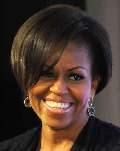 Hairstyle File: Michelle Obama's Bob
