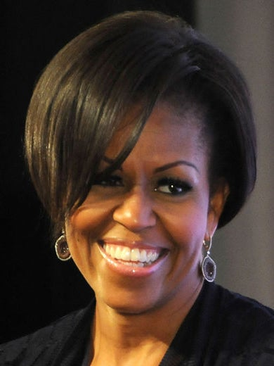 Michelle Obama Brings 'Harry Potter' to Military Families