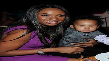 Jennifer Hudson Says Son is Like a 'Little Michael Jackson'