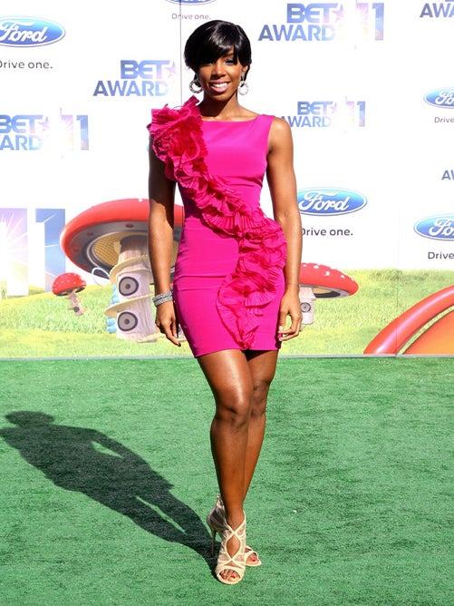 Live from the 2011 BET Awards