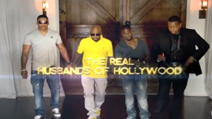 10 Reasons We'd Watch 'Real Husbands of Hollywood'