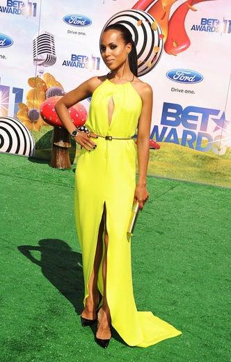 Top Ten: BET Awards Best-Dressed