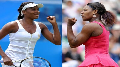 Williams Sisters Eliminated at Wimbledon