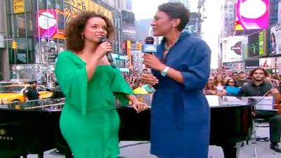 Must-See: Alicia Keys Celebrates 'Songs' on 'GMA'