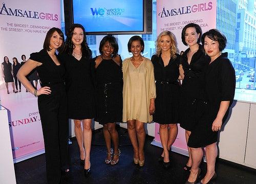 'Amsale Girls' Debut