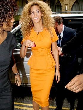 Celeb Style: Orange Crush