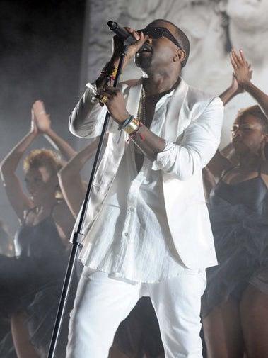 EMF 2011: Kanye West Playlist