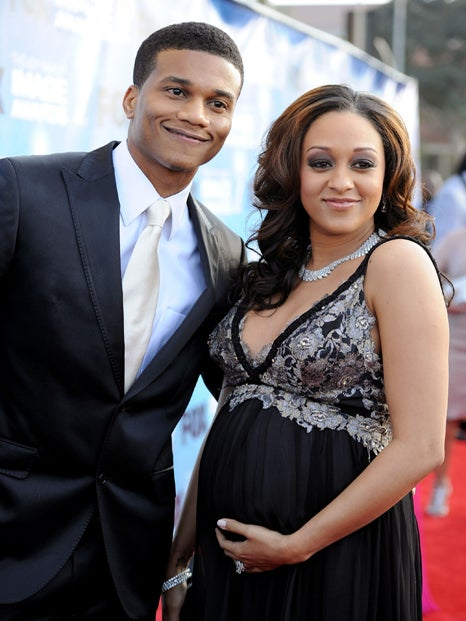 Tia Mowry Gives Birth to Baby Boy