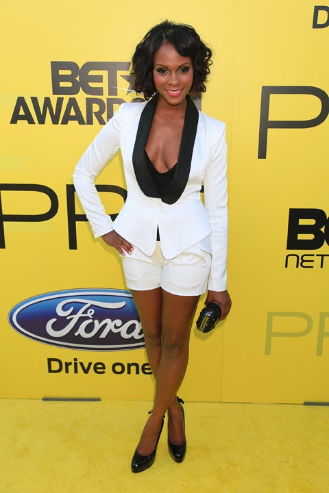 Is Tika Sumpter the New Style Icon?
