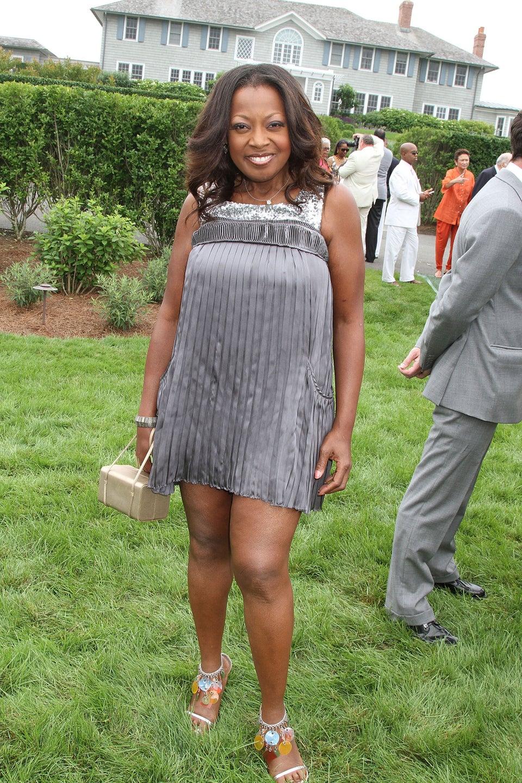 Star Jones on Her Novel and Big Plans for TV