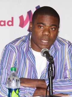 Tracy Morgan Spits Another Insensitive Slur