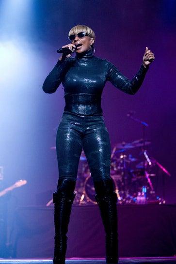EMF 2011: Mary J. Blige Playlist