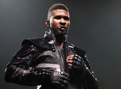 Usher Talks EMF on Steve Harvey Morning Show