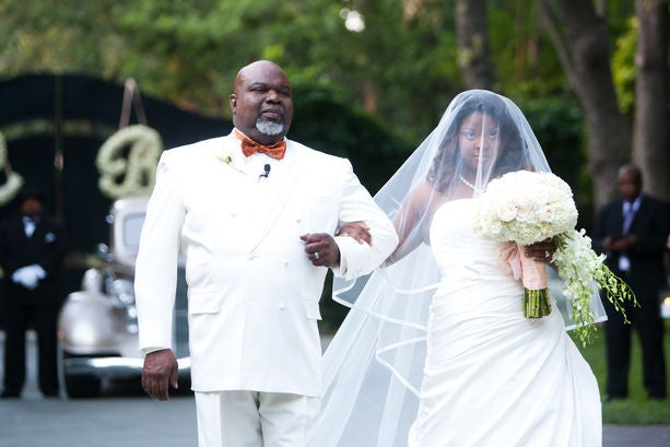 Bishop TD Jakes Daughters Wedding Photos - Essence
