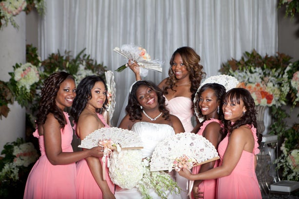 Td Jakes Daughters Wedding.Bishop Td Jakes Daughter S Wedding Photos Essence