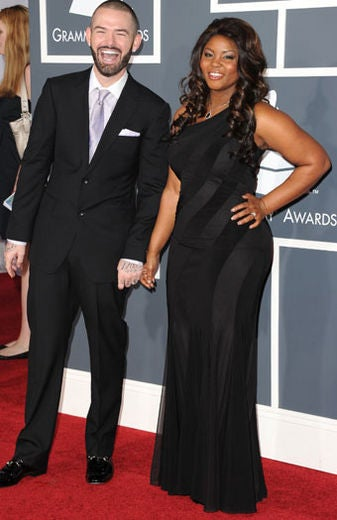 Picture Of Celebrity Interracial Couple