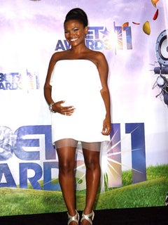 Nia Long Dishes on Pregnancy and Cravings