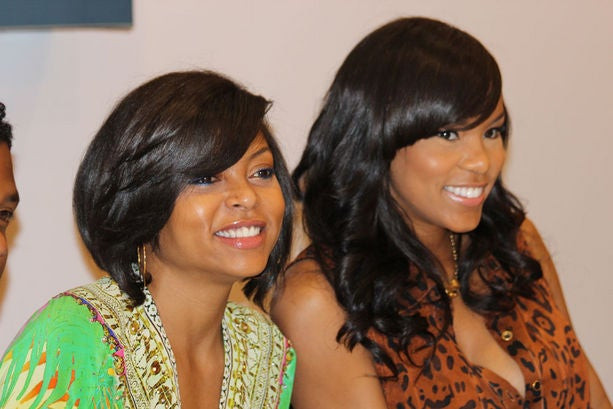 EMF 2011: Taraji and LeToya Premiere 'From the Rough'