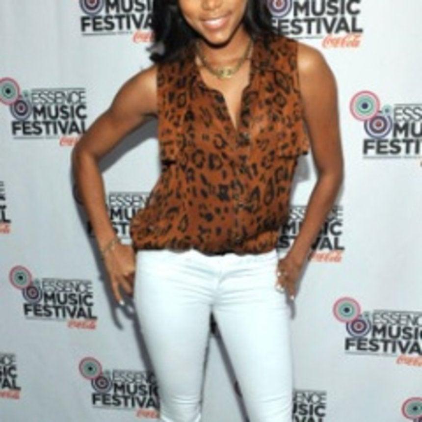 EMF 2011: LeToya Luckett, Single And Happy
