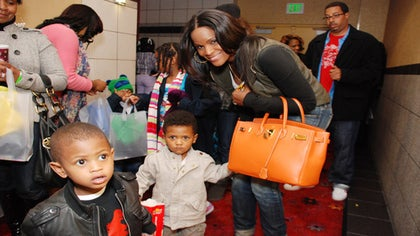 What Do Tameka Raymond's Kids Wear?
