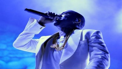 EMF 2011: Kanye Performs Emotional 'Hey Mama' Tribute