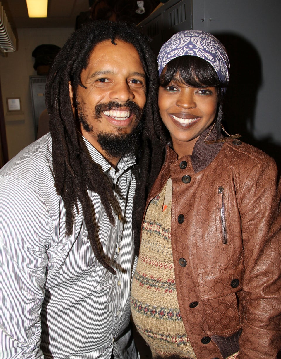 Rohan Marley Pledges to Help During Lauryn Hill's Prison Sentence