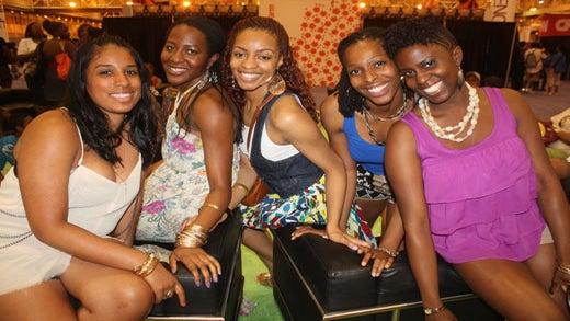 EMF 2011: Girlfriends Getaway