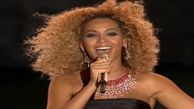 Must-See: Beyonce Sings at 'Macy's 4th of July Fireworks Spectacular'