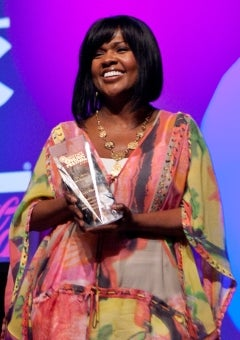 EMF 2011: CeCe Winans Honored on ESSENCE Empowerment Stage