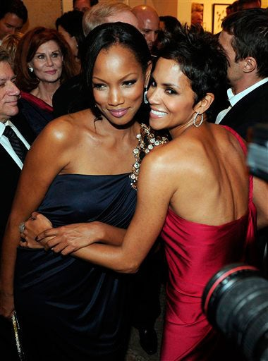 Garcelle Beauvais on Why She Loves Halle Berry