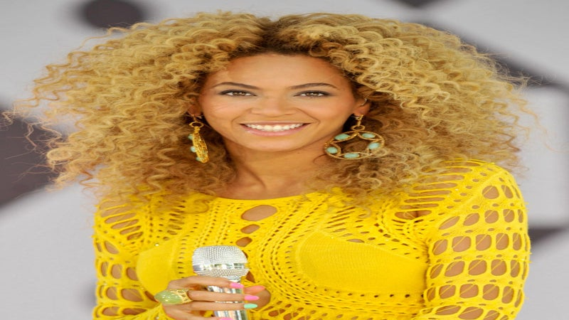 Look of the Day: Beyonce's Ringlets