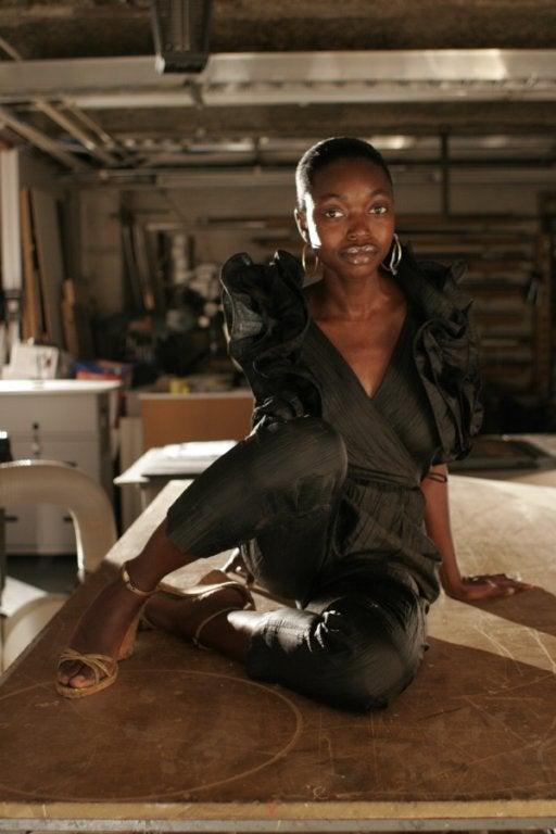 Fashionista Q&A: Nana Brew Hammond