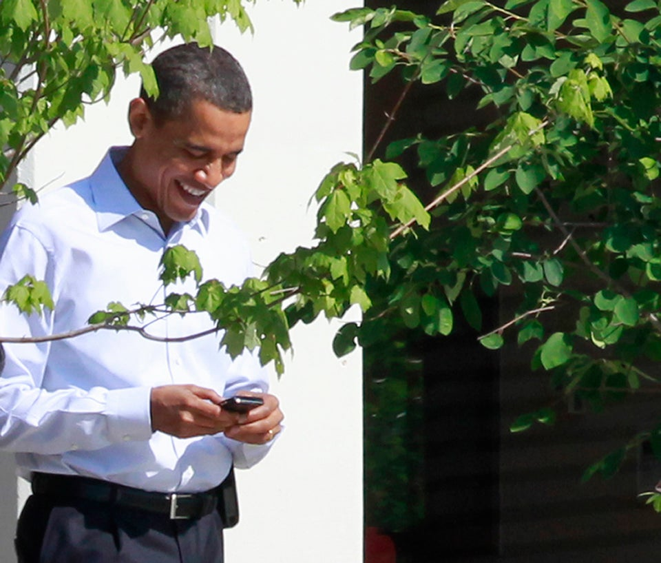 President Obama Hosts First Ever Twitter Town Hall