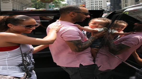 Alicia Keys and Swizz Beatz's Son Egypt Daoud Revealed