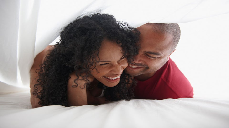 Study: Men Need to Cuddle Too