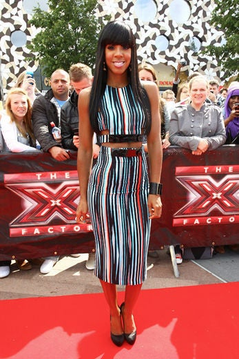Top Ten Reasons We Love Kelly Rowland's Style