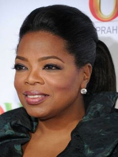 Oprah Says Running OWN is Harder, Stays Positive